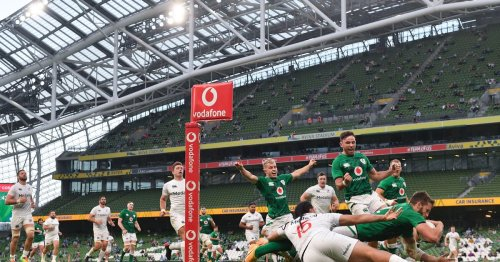 Ireland to host Japan, New Zealand and Argentina in November series