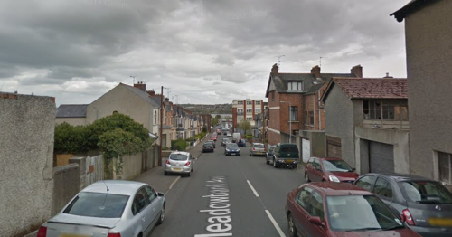 Man in hospital after being found with 'stab wound to his neck'