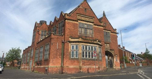 Historic North Belfast library being revived for local community