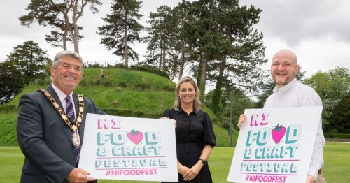 Antrim launching its first ever Food and Craft Festival in July