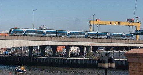 "Translink cancels several train services over ""disruptive passengers"""