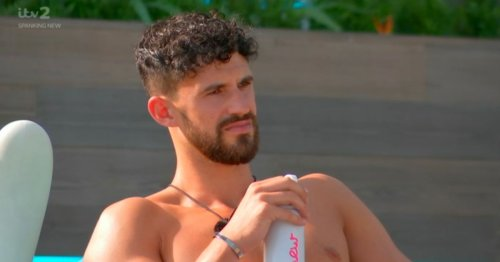 Co Down Love Island contestant Matt storms off after argument