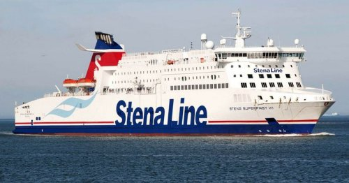 Stena Line ferries cancelled due to technical fault