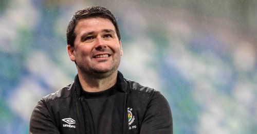 Linfield boss David Healy addresses Dundalk rumours