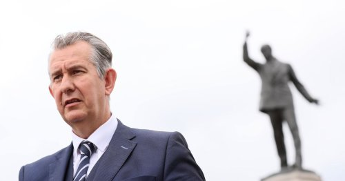 Edwin Poots speaks out and admits regret over DUP fallout