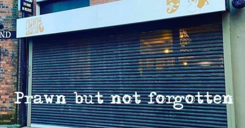Belfast Cathedral Quarter restaurant announces closure