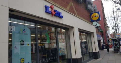 Man 'threatened to burn down Lidl on Belfast's High Street and kill the manager'