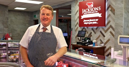 The Co Antrim butchers at the centre of village life for almost 200 years