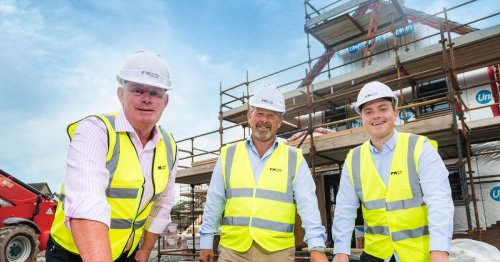Belfast Passivhaus homes will reduce bills and carbon emissions