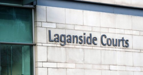 Man in court accused of hijacking lorry and burgling homes in south Belfast