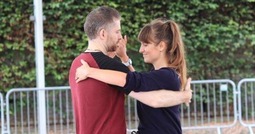 Dance classes in Belfast park boosting spirits of local community