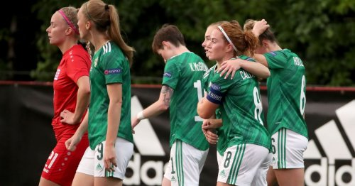 Northern Ireland beat Luxembourg in opening World Cup qualifier