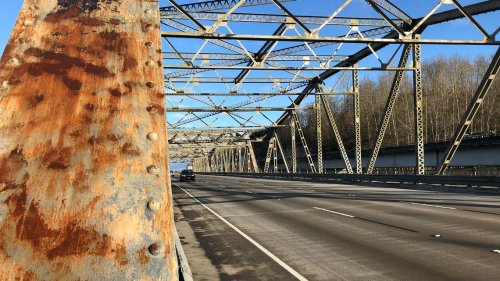 Construction zone on this part of I-5 could get worse as bridge project starts new phase