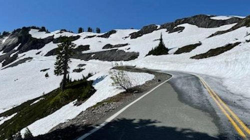 This is what the heat wave did at Mount Baker and what that means for Whatcom County