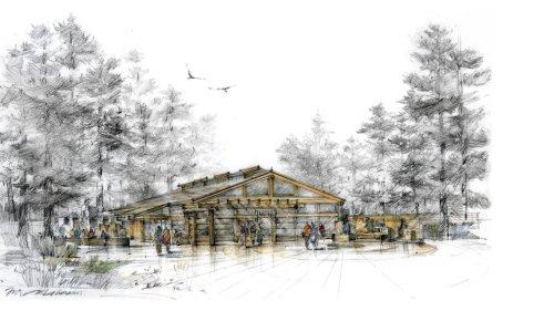 Sehome Arboretum site proposed for WWU's Coast Salish longhouse