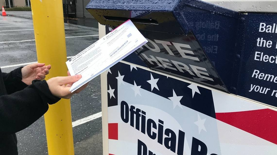 Washington state's not new to voting by mail. Here's how we work to keep it safe
