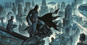 Gotham City Chronicles – The Batman RPG's Sneak Previews Reveal A Gorgeous Gotham Awaiting Adventure