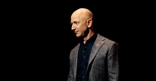 Jeff Bezos Loses The World's Richest Person Crown