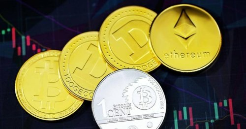 Bitcoin, Ethereum, Dogecoin Turn A Shade Of Red While Minor Cryptos Strike Major Gains As 'It's Definitely Altcoin Season'