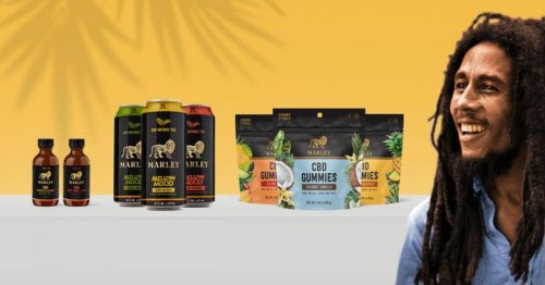 Exclusive: Top Alcohol Distributor To Commercialize Marley CBD Beverages, Confections