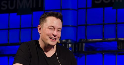 Elon Musk Says Only Sells Tesla Stock When There's 'No Choice'