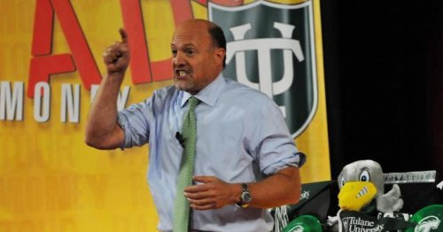 Jim Cramer Clashes With WallStreetBets: 'Forget Stocks, It's Too Hard For You'
