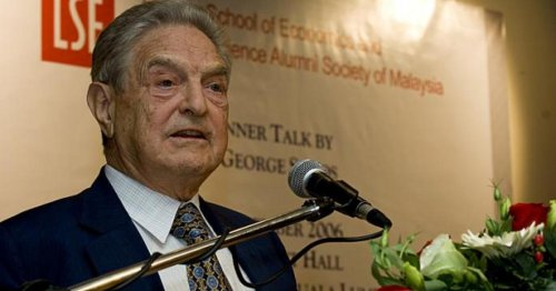 George Soros Abandons Shares Bought During Implosion Of Archegos Bill Hwang