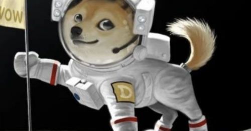 Canadian Company Says It's Sending Satellite To Moon On SpaceX Rocket, In Dogecoin-Fueled Deal
