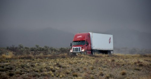 The Daily Dash: Long-Haul Trucking's New Competitor?