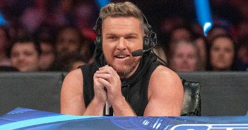 From Gridiron To Squared Circle: Pat McAfee Joins WWE's 'Friday Night SmackDown'
