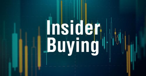 3 Stocks Insiders Are Buying