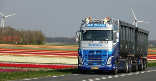 Volvo Trucks Orders and Deliveries Rise in Q3 Despite Supply Constraints