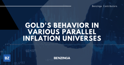 Gold's Behavior In Various Parallel Inflation Universes