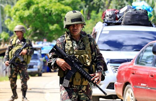 Philippines: Philippine troops kill 16 Muslim militants in clashes » Wars in the World