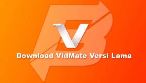 Download Aplikasi VidMate Versi Lama 9Apps (Video & MP3)