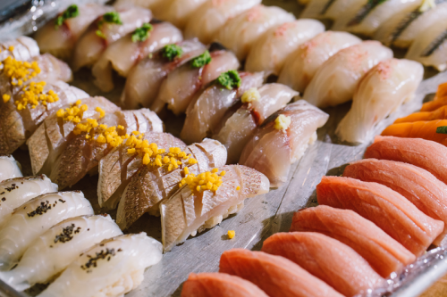 Sushi Salon packs the omakase experience in takeout boxes