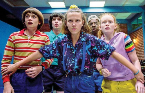 10 surprising facts about Netflix series 'Stranger Things'
