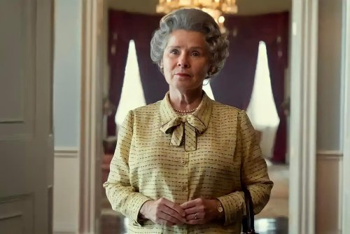 Imelda Staunton as the new Queen for Netflix's 'The Crown'