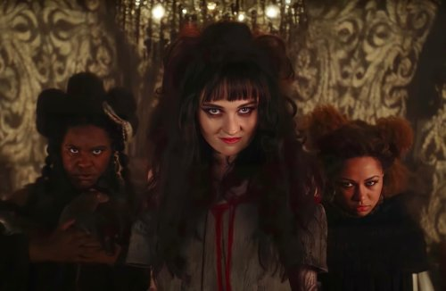 Watch the teaser trailer for 'The School for Good and Evil'