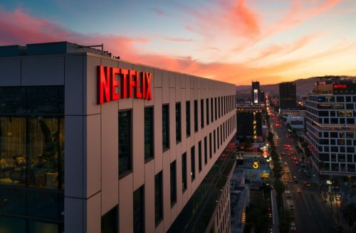 Netflix to open huge new production site in London