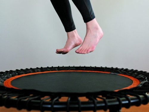 This Is Why You Need a Rebounder Trampoline at Home