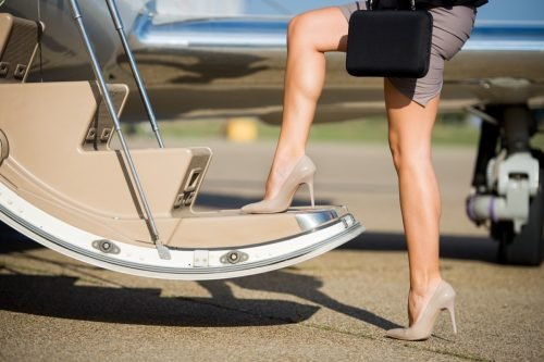 Never Wear These Shoes on a Plane, Flight Attendant and Pilot Warn