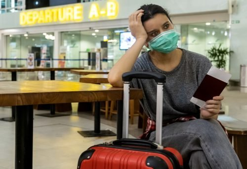 Never Do This When Your Flight Is Canceled, Travel Expert Warns