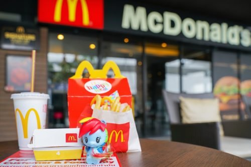 McDonald's Is Making This Permanent Change to All of Its Happy Meals