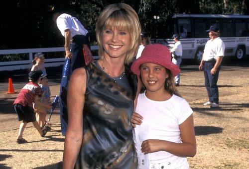 See Olivia Newton-John's Daughter, Who Owns a Marijuana Farm