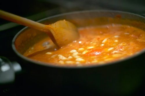 If Your Beans Feel Like This, Don't Eat Them, Experts Warn | Best Life