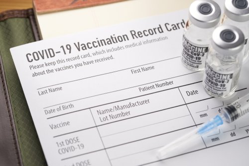 Unvaccinated People Who Work in These 3 States Could Be Fired This Week