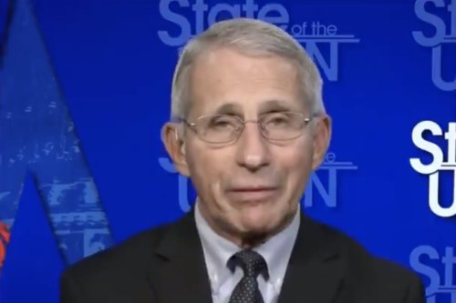 Dr. Fauci Warns You Not to Do This If You Got Moderna or J&J