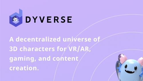 A Universe of Virtual Content and Goods, 'the Dyverse'