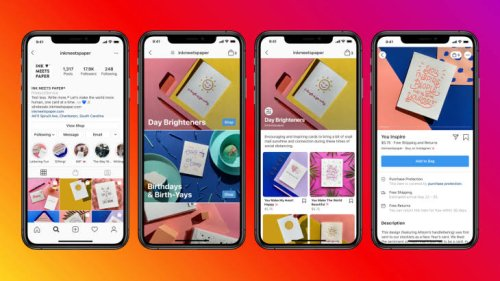 How to create a Store on Instagram to show products